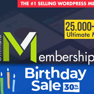 Ultimate Membership Pro - WordPress Membership Plugin