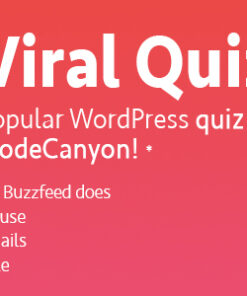 WordPress Viral Quiz Plugin – BuzzFeed Quiz Builder
