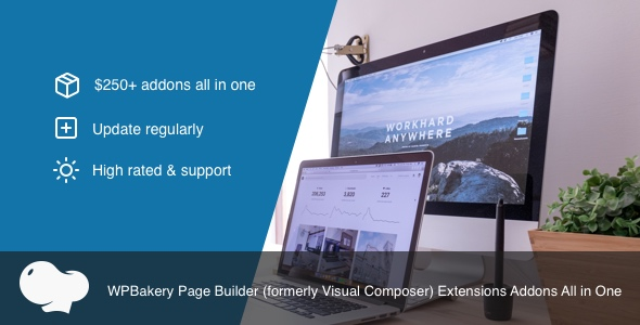 All In One Addons for WPBakery Page Builder (formerly Visual Composer)