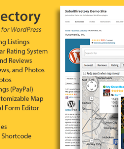 Sabai Directory plugin for WordPress