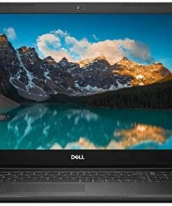 "2021 Newest Dell Inspiron 3000 17.3"" FHD Laptop Computer, Intel 10th Gen 4-Core i5-1035G1 (Turbo to 3.60Ghz), 16GB DDR4 RAM, 1TB SSD, DVD, Webcam, Bluetooth, Wi-Fi, HDMI, Win10, Black + Oydisen Cloth"