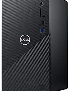 2021 Newest Dell Inspiron Desktop PC, Intel Core i5-10400, 12GB DDR4 RAM 1TB HDD, HDMI, WiFi Bluetooth, DVD-RW, Wired Keyboard & Mouse, Windows 10 Home