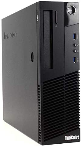 Lenovo ThinkCentre M93p Business Class Desktop, Quad Core i7 4770 3.4Ghz, 16GB DDR3 RAM, 512GB SSD Hard Drive, DVD-RW, Windows 10 (Renewed)