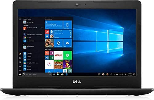 "2020 Newest Dell Inspiron 15 3000 PC Laptop: 15.6"" HD Anti-Glare LED-Backlit Nontouch Display, Intel 2-Core 4205U Processor, 8GB RAM, 1TB HDD, WiFi, Bluetooth, HDMI, Webcam,DVD-RW, Win 10"