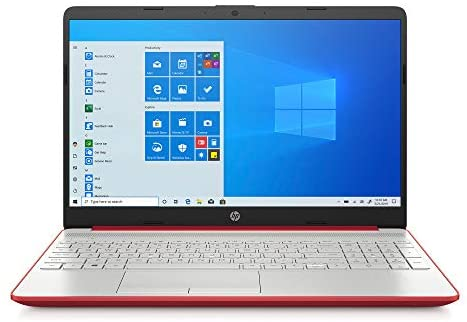 HP 15.6in Laptop (Intel Pentium Quad-Core N5000, 4GB RAM, 500GB Hard Drive, HDMI, WiFi, Bluetooth, HD Webcam, Windows 10 S) (Renewed)