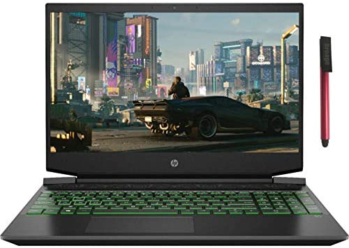 "HP Pavilion 15 15.6"" FHD Business Gaming Laptop Computer_ AMD Ryzen 5 4600H Hexa-Core (Beats i5-10300H)_ 32GB DDR4 RAM_ 1TB PCIe SSD_ NVIDIA GeForce GTX 1650_ Windows 10 Pro_ BROAGE 64GB Flash Drive"