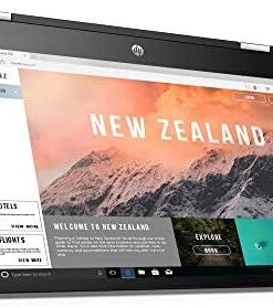 "HP Pavilion x360 14 Convertible 2-in-1 Laptop, 14"" Full HD Touchscreen Display, Intel Core i5, 8 GB DDR4 RAM, 512 GB SSD Storage, Windows 10 Home, Backlit Keyboard (14-dh2011nr, 2020 Model)"