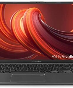 """ASUS VivoBook L203NA Laptop, 11.6"""" HD Display, Intel Celeron N3350 Processor, 4GB RAM, 64GB Storage, USB-C, Windows 10 Home in S Mode, Up to 10 Hours Battery Life, One Year Microsoft 365, L203NA-DS04"""