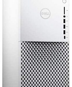 Dell XPS 8940 Special Edition Desktop PC Intel Core i5-10400, GeForce GTX 1650 SUPER 4GB, 16GB RAM, 256GB SSD + 1TB HDD, DVD-RW, WiFi, Bluetooth, HDMI, DP, USB-A/C, Wired Keyboard & Mouse, Win 10 Home