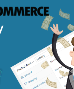 WooCommerce Lottery - WordPress Competitions and Lotteries, Lottery for WooCommerce