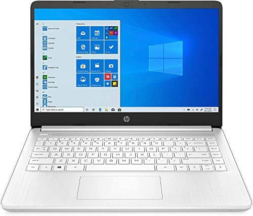 HP Stream 14-Inch Touchscreen Laptop, AMD Athlon 3050U2a, 4 GB SDRAM, 64 GB eMMC, Windows 10 Home in S Mode with Office 365 Personal for One Year (Silver), Free cm. 512 GB SD