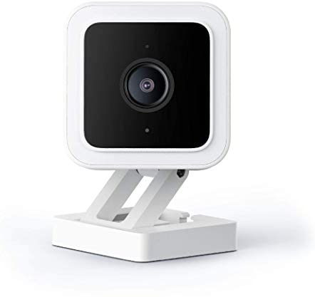 Wyze Cam v3 with Color Night Vision, Wired 1080p HD Indoor/Outdoor Video Camera, 2-Way Audio, Works with Alexa, Google Assistant, and IFTTT